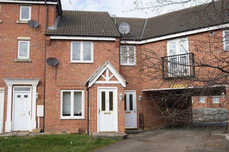2 Bedrooms Terraced House for sale in Atlantic Place, Grantham