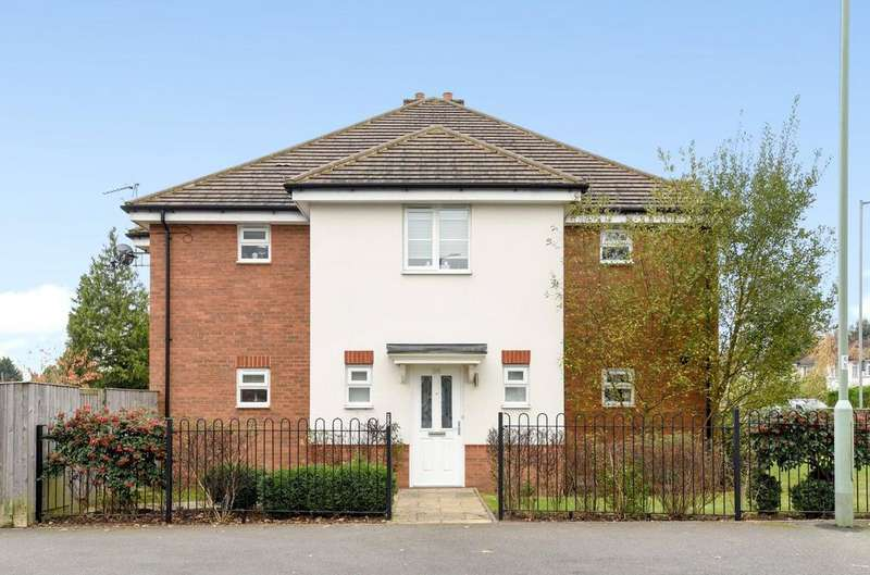 4 Bedrooms Semi Detached House for sale in Gammons Lane, Watford, Hertfordshire, WD24