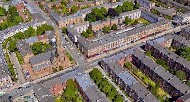 3 Bedrooms Flat for sale in Great Western Road, Flat 3/1, Kelvinbridge, Glasgow, G4 9EJ