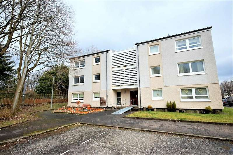1 Bedroom Flat for sale in Cairnhill Drive, Crookston G52 3LQ