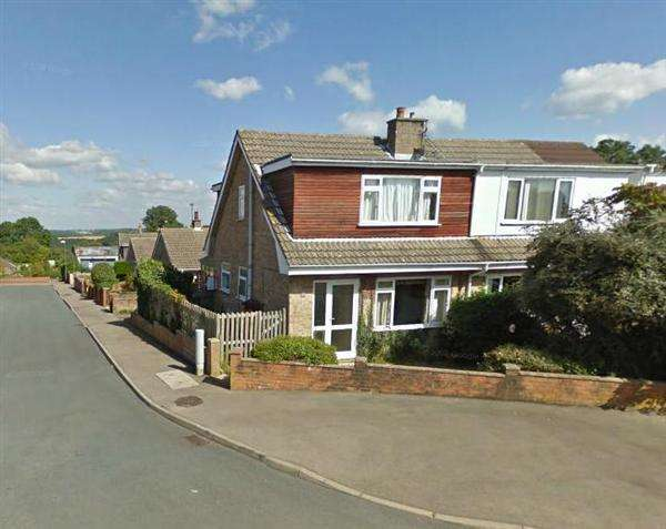 3 Bedrooms Semi Detached House for rent in Castle Crescent, St Briavels, Lydney