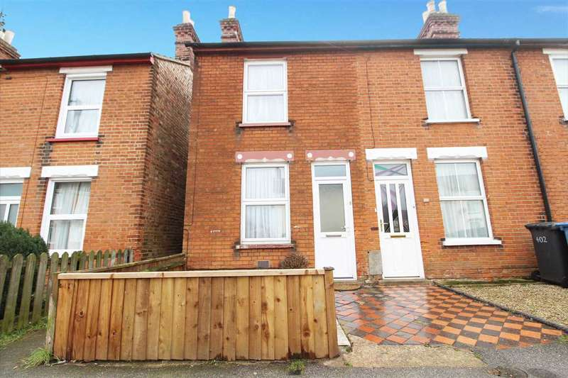2 Bedrooms End Of Terrace House for sale in Spring Road, Ipswich