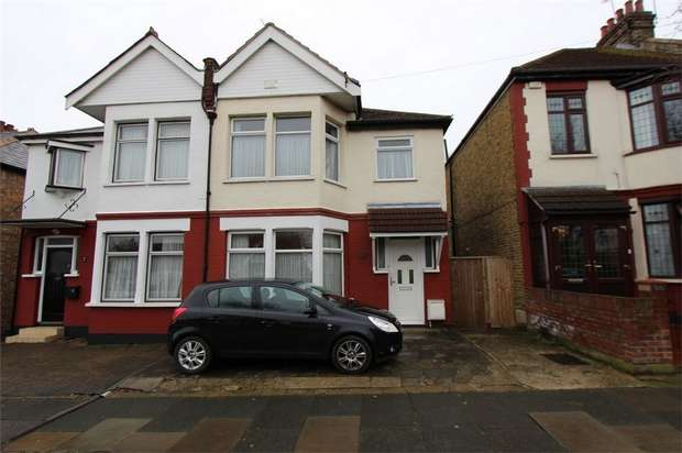 3 Bedrooms Semi Detached House for sale in St Benets Road, SOUTHEND-ON-SEA, Essex