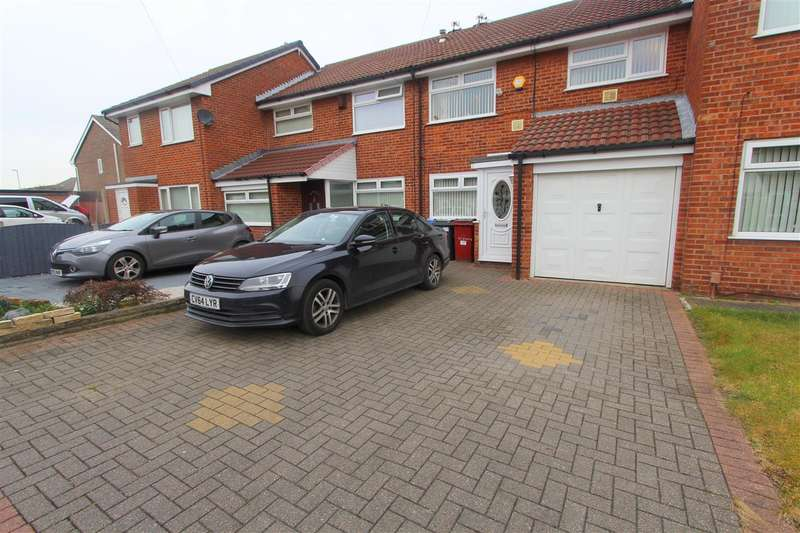 3 Bedrooms Town House for sale in Amanda Road, Fazakerley, Liverpool
