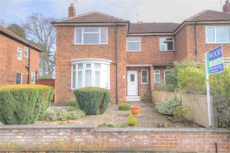 3 Bedrooms Semi Detached House for sale in Baydale Road, Darlington, County Durham, DL3