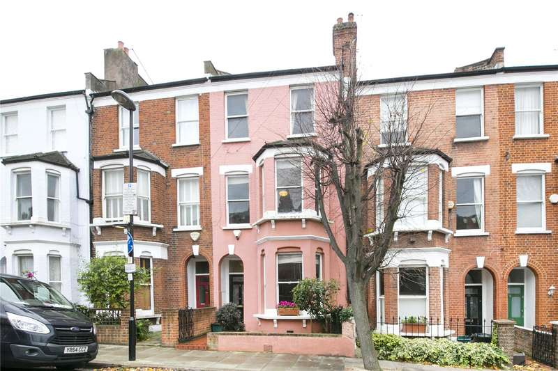 5 Bedrooms Terraced House for sale in Arvon Road, Highbury, N5
