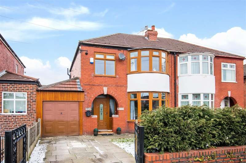 3 Bedrooms Semi Detached House for sale in East Lancashire Road, Worsley, Manchester, M28 1BU