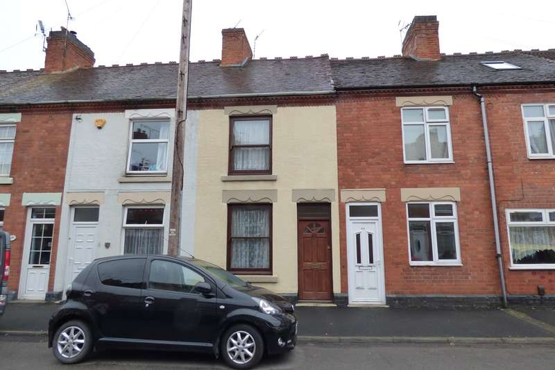 3 Bedrooms Terraced House for sale in Harold Street, Nuneaton, CV11