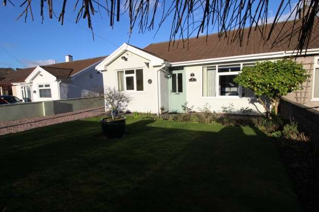 2 Bedrooms Semi Detached Bungalow for sale in Meadow Close, Mountain Ash, Mid Glamorgan, CF45 3DN