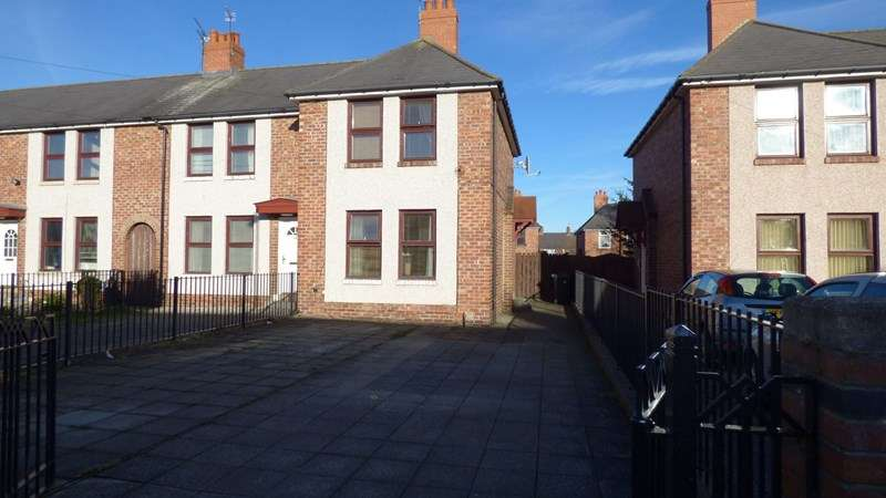 2 Bedrooms Property for sale in Lichfield Avenue, Heaton, Newcastle upon Tyne, Tyne and Wear, NE6 2NB