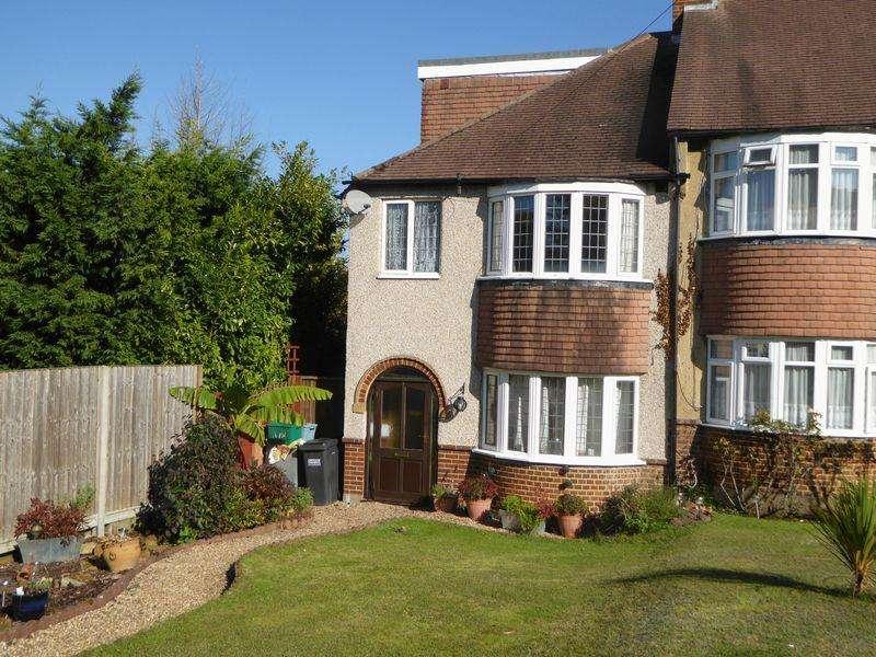 4 Bedrooms End Of Terrace House for sale in Portnalls Close, Coulsdon
