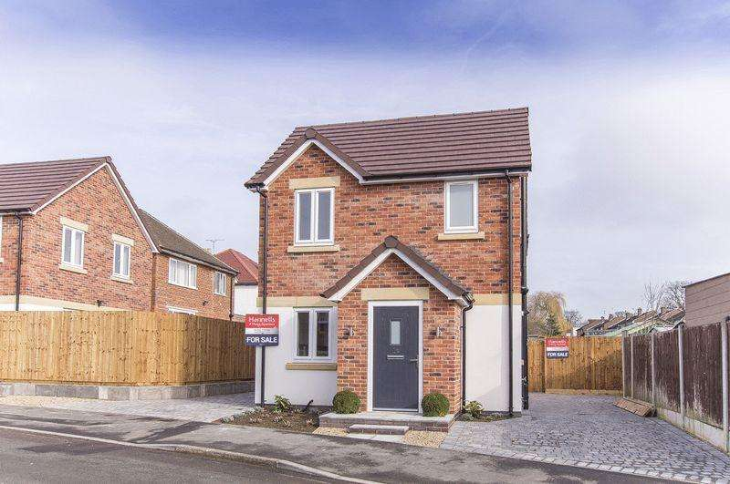 3 Bedrooms Detached House for sale in BOWBRIDGE AVENUE, LITTLEOVER