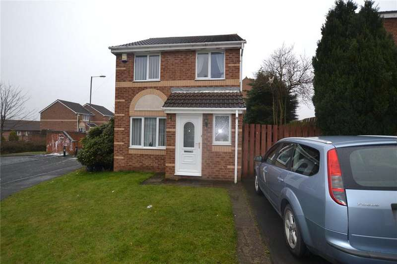 3 Bedrooms Detached House for rent in Kirklea Road, Houghton Le Spring, Tyne Wear, DH5