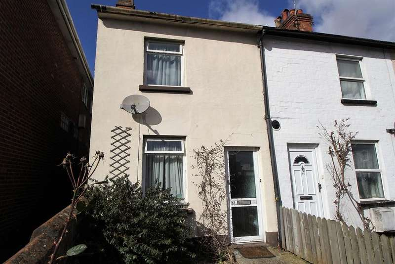2 Bedrooms End Of Terrace House for sale in Anstey Road, ALTON, Hampshire
