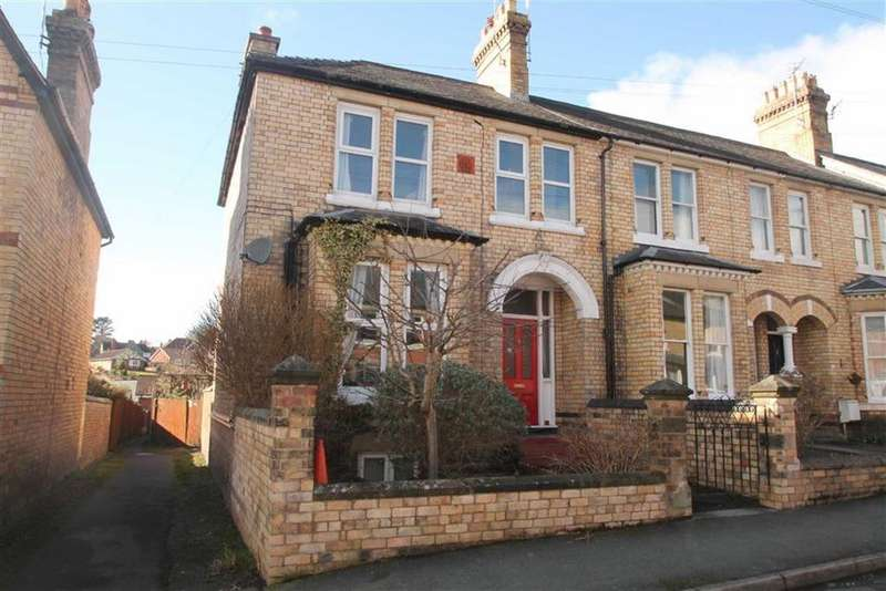 4 Bedrooms End Of Terrace House for sale in Park Avenue, Oswestry