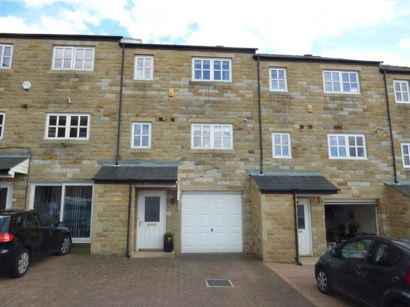 3 Bedrooms Mews House for sale in Canal Road, Riddlesden, Keighley, BD20 5AP