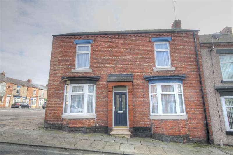 2 Bedrooms End Of Terrace House for sale in Cartmell Terrace, Darlington, DL3
