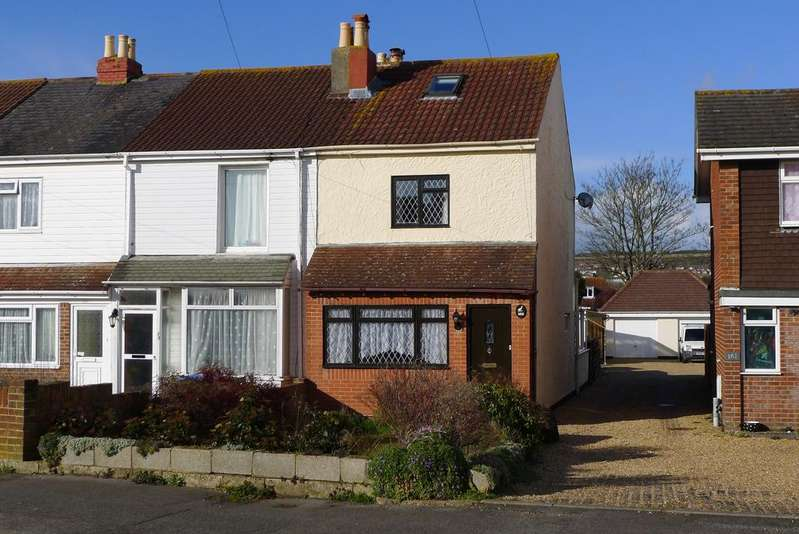3 Bedrooms End Of Terrace House for sale in PORTCHESTER