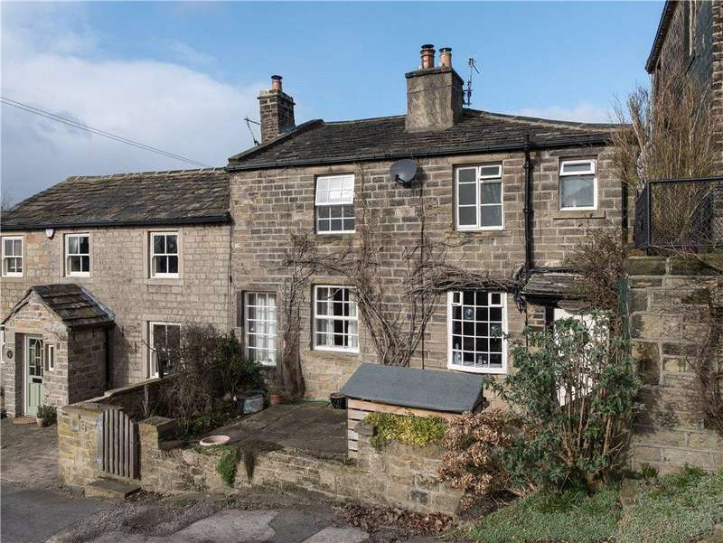 3 Bedrooms Unique Property for sale in Micklethwaite, Bingley, West Yorkshire