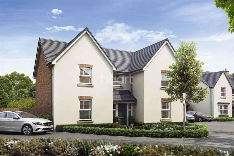 4 Bedrooms Detached House for sale in Plot 84, The Heydon, Monmouth