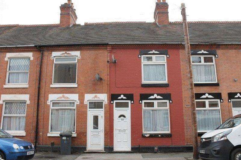 3 Bedrooms Terraced House for sale in Alexandra Street, Nuneaton, CV11 5RL