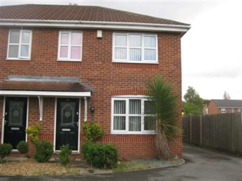 3 Bedrooms Semi Detached House for rent in Grazing Drive, Irlam, Manchester