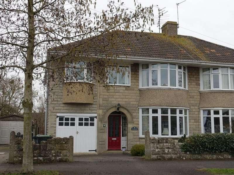 4 Bedrooms Semi Detached House for sale in Trowbridge, Wiltshire