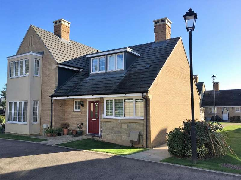 2 Bedrooms Semi Detached House for sale in The Croft, Bourne, PE10