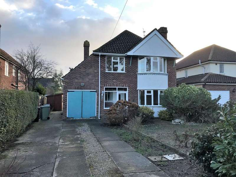 4 Bedrooms Detached House for sale in Mill Drove, Bourne, PE10