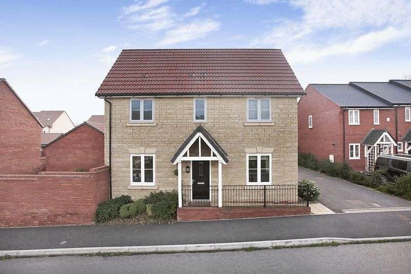 3 Bedrooms Property for sale in Lilliana Way, Wilstock Village, Bridgwater