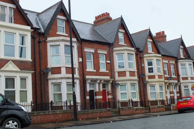 7 Bedrooms Terraced House for sale in Wingrove Road, Newcastle Upon Tyne, NE4