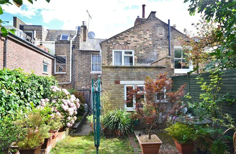 3 Bedrooms Terraced House for sale in Spencer Rise, Dartmouth Park, London, NW5