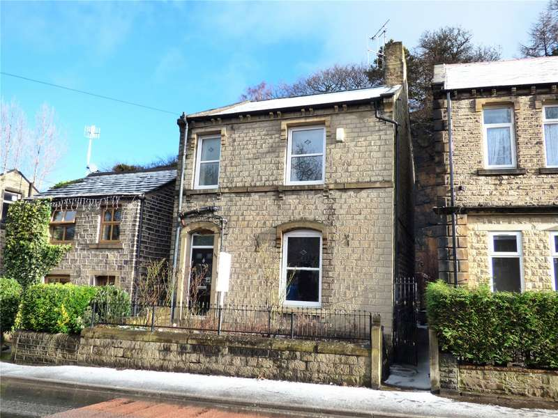 2 Bedrooms Detached House for sale in New Mill Road, Brockholes, Holmfirth, West Yorkshire, HD9