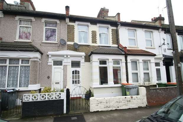 2 Bedrooms Terraced House for sale in Pulleyns Avenue, East Ham, London