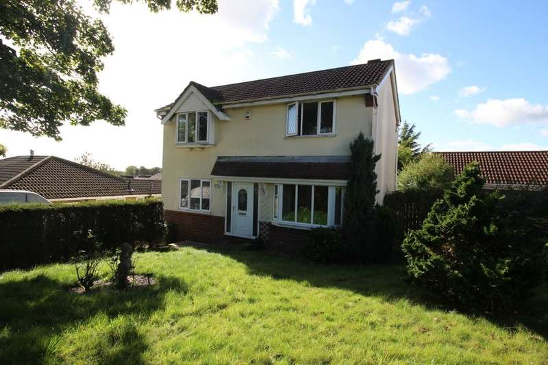 3 Bedrooms Detached House for sale in Oxford Close, Gomersal, Cleckheaton, BD19