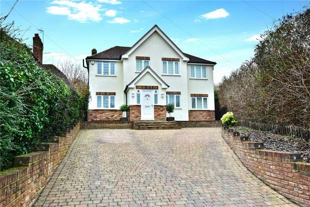 4 Bedrooms Detached House for sale in Fieldway, Chalfont St Peter, Buckinghamshire