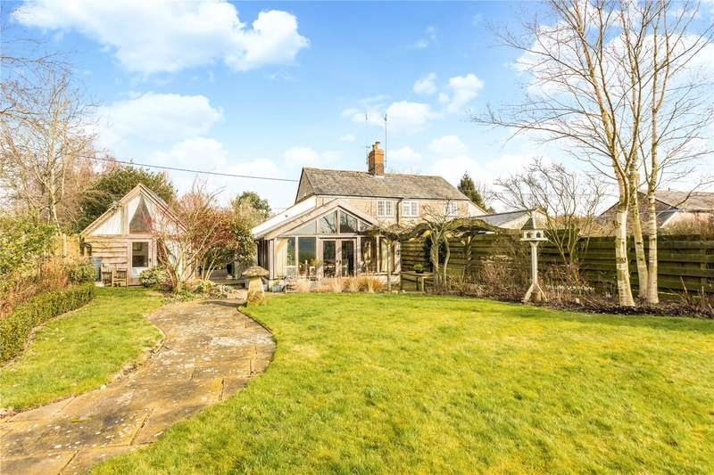 3 Bedrooms Semi Detached House for sale in Wilcot, Pewsey, Wiltshire, SN9