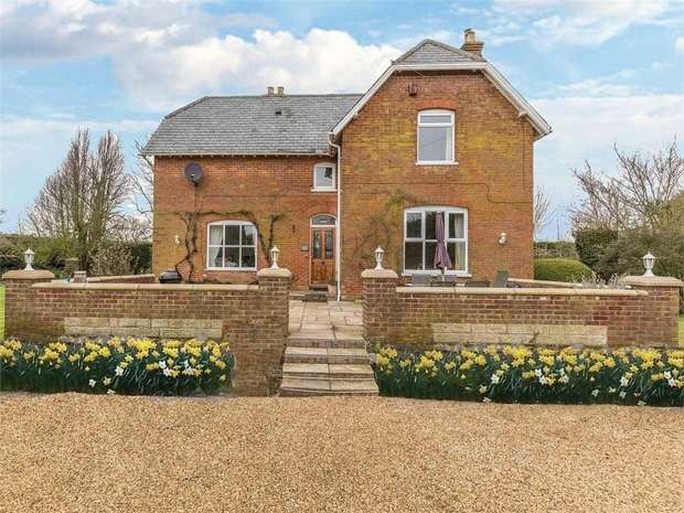 7 Bedrooms Detached House for sale in Blackbarn Road, Gedney Drove End, Spalding, Lincolnshire