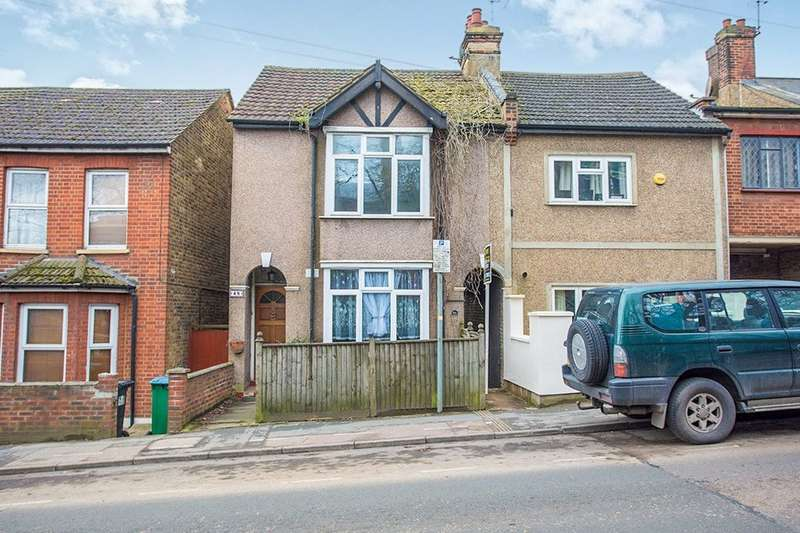 2 Bedrooms Flat for sale in Wiggenhall Road, Watford, WD18