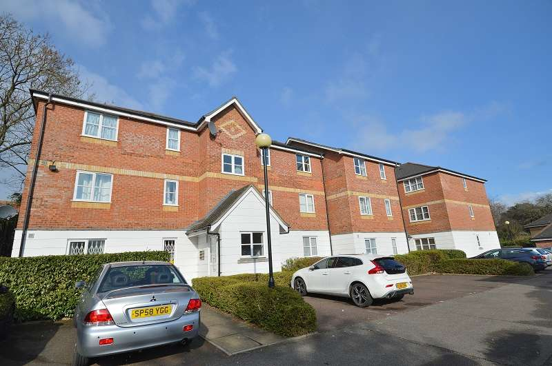 2 Bedrooms Flat for sale in Leigh Hunt Drive, Southgate, London. N14