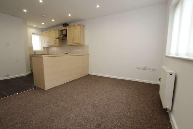 2 Bedrooms Apartment Flat for sale in Bracken Walk, Liverpool, L32