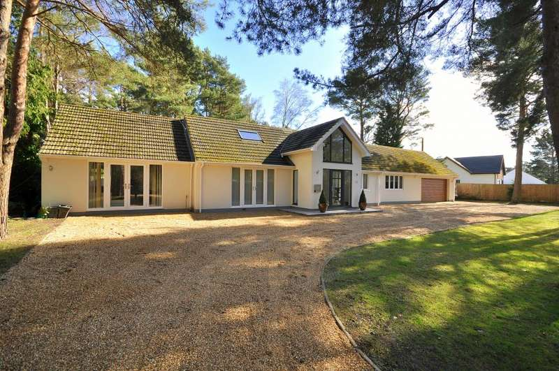 6 Bedrooms Detached House for sale in Ashley Heath, Ringwood, BH24 2JT