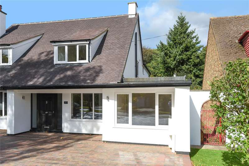 4 Bedrooms Semi Detached House for sale in Highfield Way, Rickmansworth, Hertfordshire, WD3