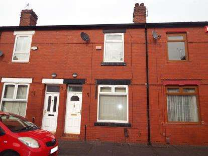 2 Bedrooms Terraced House for sale in Deyne Street, Salford, Greater Manchester, N/A