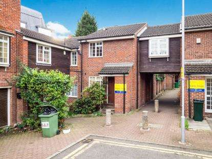 3 Bedrooms Terraced House for sale in Bluecoat Close, Nottingham, Nottinghamshire