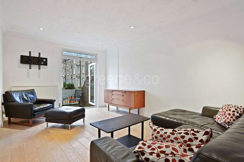 3 Bedrooms Terraced House for sale in Mutrix Road, London, NW6