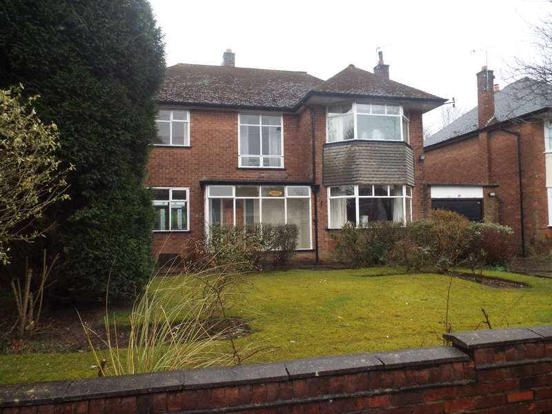 3 Bedrooms Detached House for sale in Butt Hill Road, Manchester