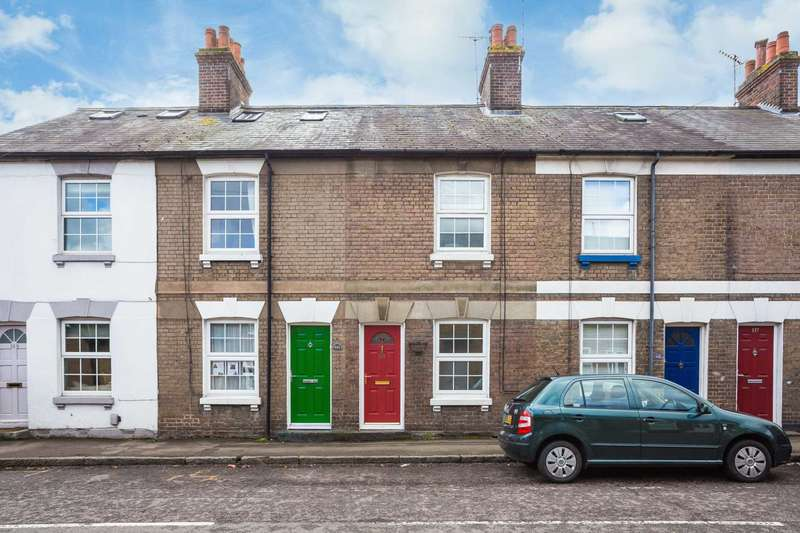 2 Bedrooms Terraced House for sale in High Street, Northchurch