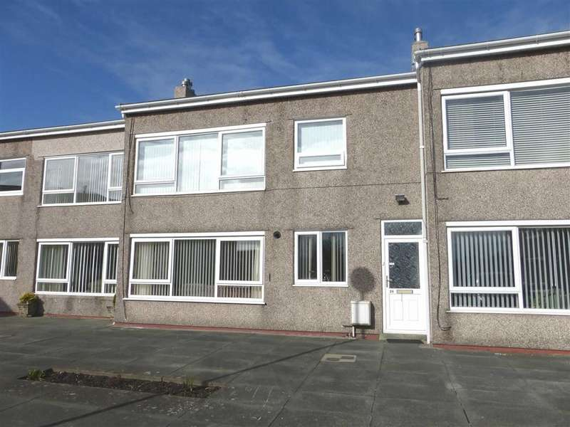 1 Bedroom Flat for sale in Old Hall Close, Torrisholme Morecambe, LA4