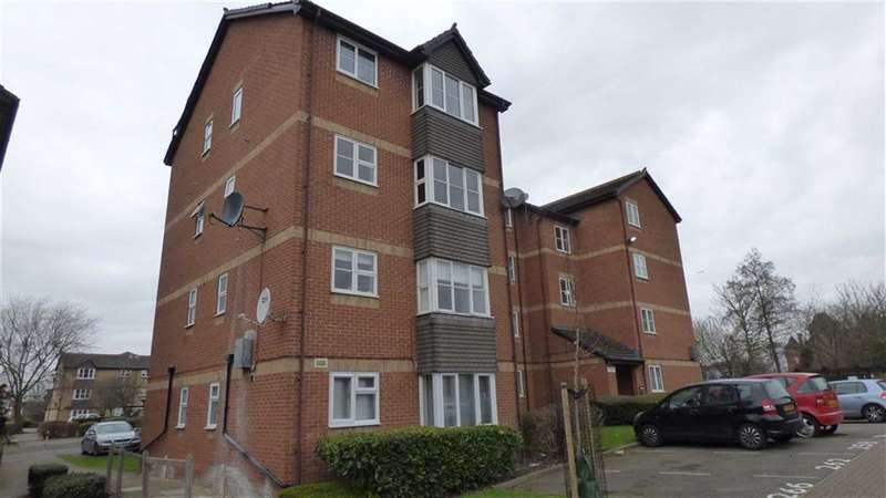 1 Bedroom Apartment Flat for sale in Stubbs Drive, London